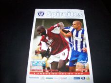 Chesterfield v Tranmere Rovers, 2006/07